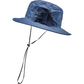 Haglöfs Proof Rain Hat tarn blue